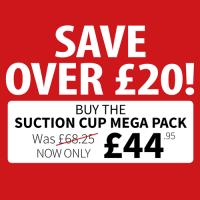 Super Power Suction Cup MEGA PACK